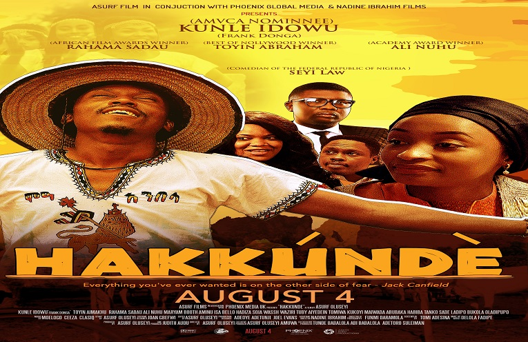Hakkunde Official Poster