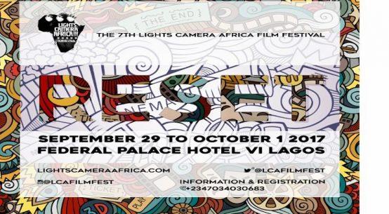 Lights Camera Africa Film Festival