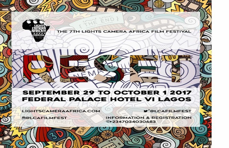 Lights Camera Africa Film Festival