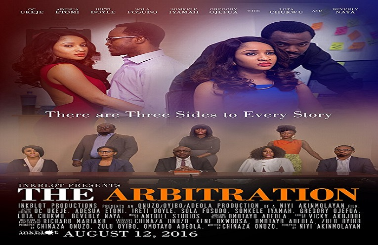 Download script for the arbitration movie by Chinaza Onuzo