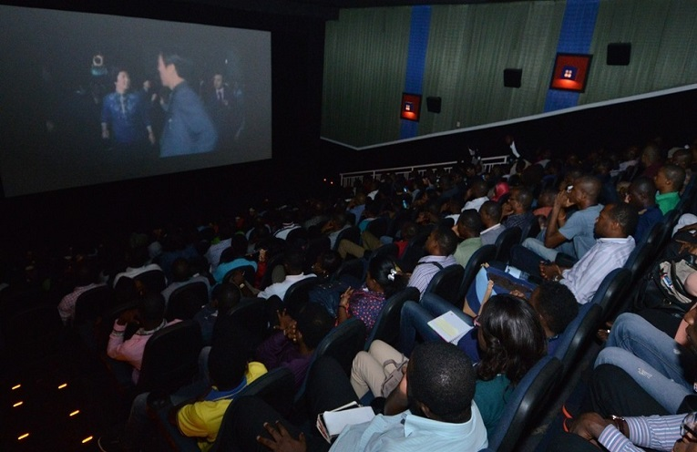 How box office earnings are shared among stakeholders in Nigerian cinemas