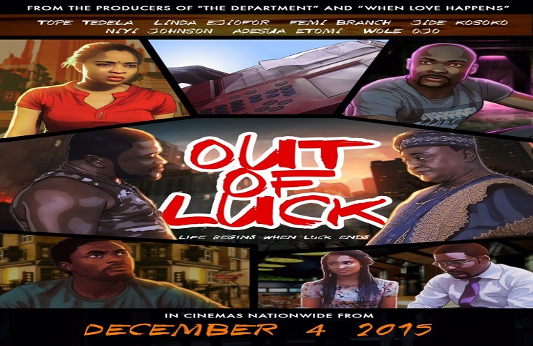 "Chinaza Onuzo Shares Script for ""Out of Luck"" movie [Download]"